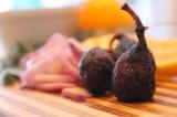 Paleo Braised Rabbit with Mission Fig, Meyer Lemon andSage